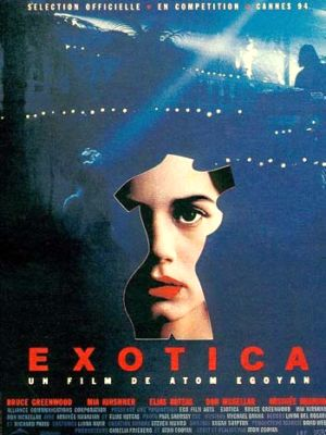 an analysis of exotica a film by atom egoyan Also part of the atom egoyan collection atom egoyan's bold erotic thriller is a stunning combination of directorial flair and keen philosophical insight get the dvd.